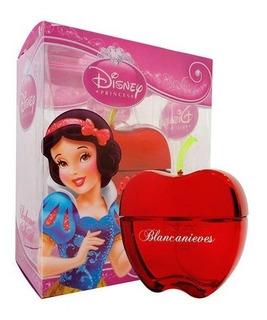 Perfume Princesas Disney Blanca Nieves - Manzana 100ml