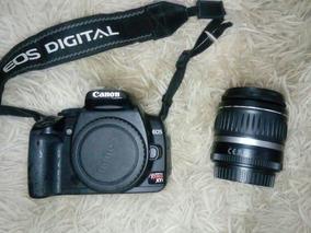 Câmera Canon Rebel Xti / Leia A Descriçao
