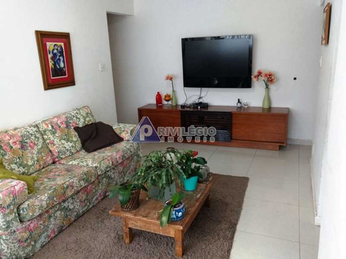 Apartamento À Venda, 2 Quartos, 1 Vaga, Ipanema - Rio De Janeiro/rj - 16963