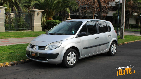 Renault Scenic Authent 2.0 2005