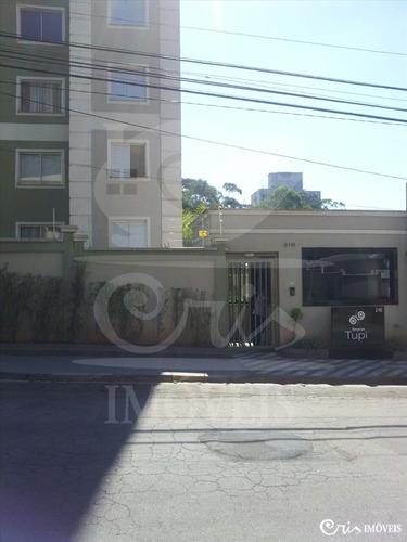 Apartamento Em Parque São Vicente - Mauá - Sp - Av01/a29