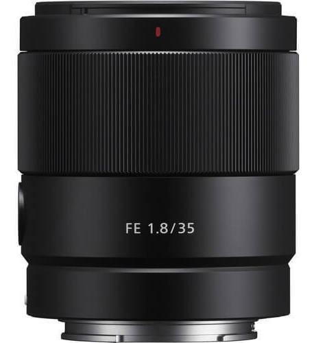 Lente Sony Fe 35mm F/1.8 F E-mount (sel35f18f)