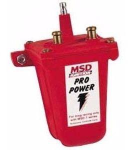 Bobina Msd Pro Power Coil 8201 Cód.:01366