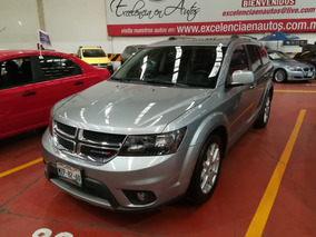 Dodge Journey R-t 3.6 Piel Qc Nav Dvd At 2016