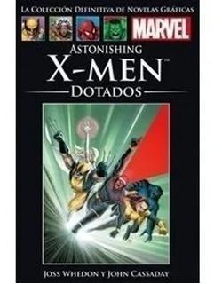 Novelas Gráficas De Marvel Nº 002 X-men Dotados (i:36)