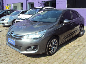 Citroen C4 Lounge 1.6 Origine 16v Turbo Flex 4p Automático