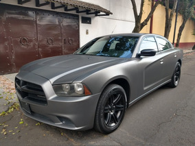 Dodge Charger Police 3.6 Sxt Aa Ee B/a Abs Cd V6 At