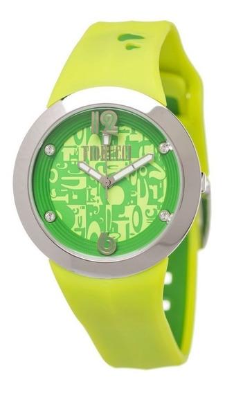 Reloj Fiorucci Sumergible Fr0602 Movimiento Japones, Dama-ve