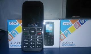 Celular Alcatel Dual Sim Rádio Fm Câmera