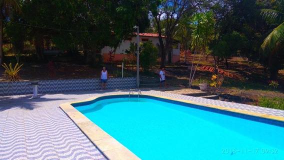Chácara Com 2 Dormitórios À Venda, 30922 M² Por R$ 520.000 - Gurugi - Conde/pb - Ch0022