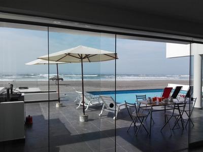 Vendo O Alquilo Casa De Playa Camana,playa Privadasan Marino