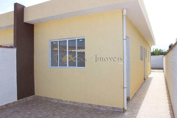Casa Com 1 Dorm, Jardim Magalhães, Itanhaém - R$ 139 Mil, Cod: 362 - V362