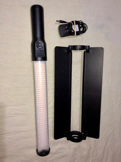 Luz Contínua Godox Lc500 Tipo Bastão Cor Branca Quente/fria