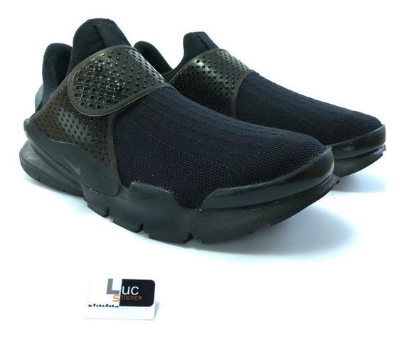 Tênis Nike Sock Dart Triple Black - 100% Original