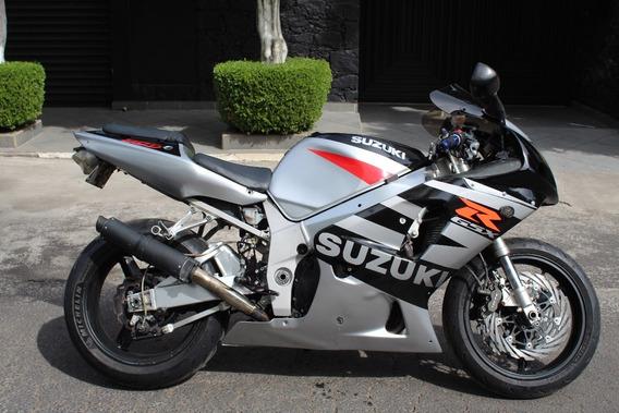 Suzuki Gsxr750 2002