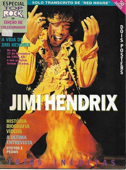 Revista Top Rock 26-jimi Hendrix