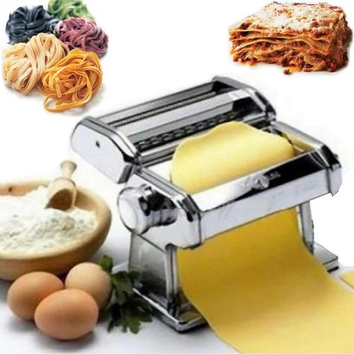 Imagen 1 de 8 de Maquina Fabrica De Pastas Acero Inoxidable Winco W150