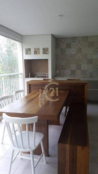 Apartamento Com 3 Dormitórios À Venda, 131 M² Por R$ 1.115.000 - Pirituba - São Paulo/sp - Ap17447