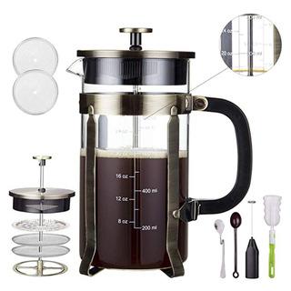 Nk French Press Coffee Tea Maker 34 Oz 8