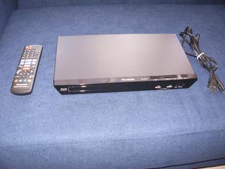 Blu Ray Panasonic Completo Ref. Dmp-bd79