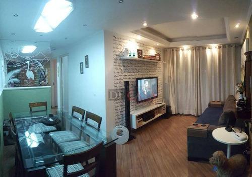Imagem 1 de 23 de Apartamento Com 2 Dormitórios À Venda, 57 M² Por R$ 310.000,00 - Itaquera - São Paulo/sp - Ap6161