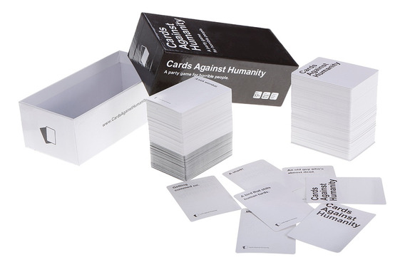 Cards Against Humanity Party Game Play Cards Para Horrible