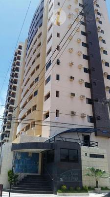 Apartamento Com 3 Dormitórios À Venda, 114 M² Por R$ 489.000 - Tambaú - João Pessoa/pb - Ap5271