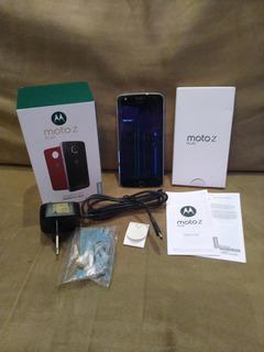 Moto Z Play - Display Quebrado