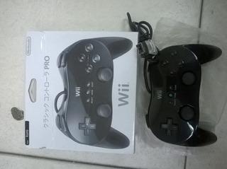 Control Wii Pro Original Nuevo