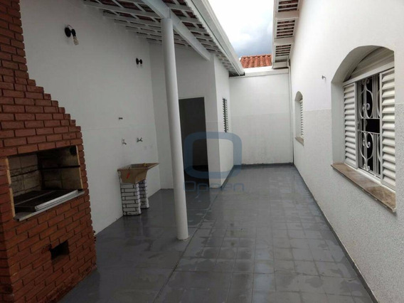 Casa Residencial À Venda, Parque Residencial Carvalho De Moura, Campinas. - Ca0193
