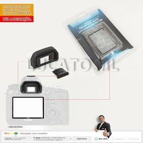 Protetor Tela Canon 6d + Ocular + P.sapata + Frete Grátis Sj