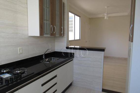 Apartamento Com 2 Dormitórios Para Alugar, 46 M² Por R$ 600,00/mês - Jardim São Francisco - Piracicaba/sp - Ap3867