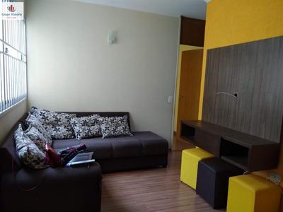Apartamento A Venda No Bairro Imirim Em São Paulo - Sp. - A344-1