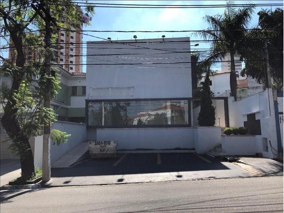 Prédio Comercial Para Locação, Av. Paes De Barros Mooca, São Paulo. - Pr0047