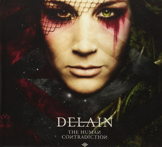 Delain The Human Contradiction Cd Nuevo