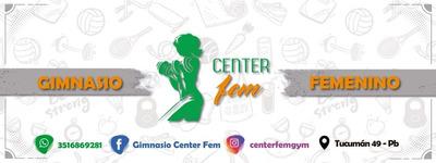 Center Fem Gimnasio Femenino