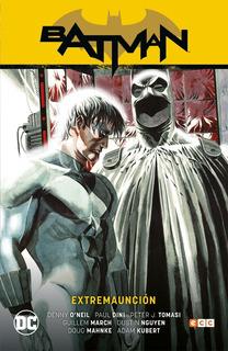Ecc España - Batman Extremaunción Coleccion Saga - Dc Comic