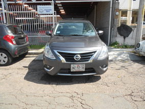 Nissan Versa 1.6 Advance Estandar 2017