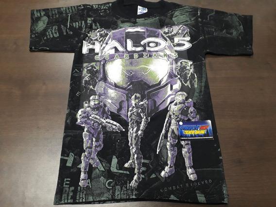Camiseta Unisex Halo 5 (importado)