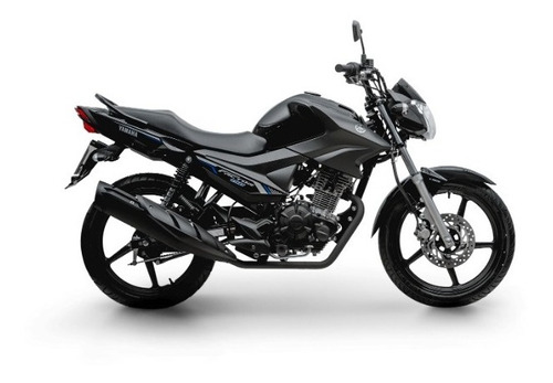 Factor 150 0 Km Preta  Yamaha