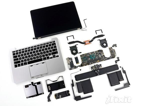 Reparo E Conserto De Placas De Macbooks Em Geral.