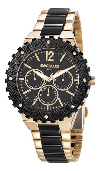 Relógio Feminino Seculus 20761lpsvdf1