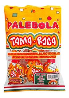 Dulce Tama Roca Palebola De Tamarindo Salado Y Enchilado