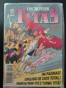 Os Novos Titãs 100