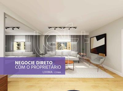 Apartamento Amplo E Moderno À Venda No Jardim Paulista - Liv-2667