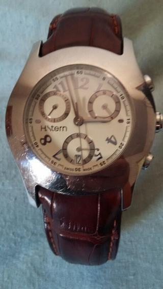 Relógio Hstern Chrongraph Usado (70x)