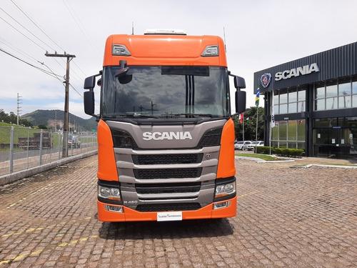 Scania Rh 450 A 6x2 - Ano 2020/2020
