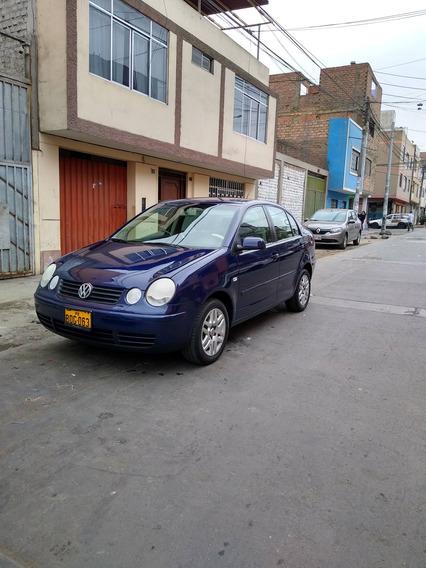Volkswagen Polo W Polo Año 2004