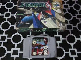Star Fox 64 En Caja