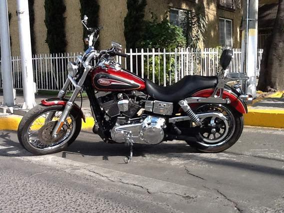 Harley Davidson Dyna Low Rider 1584cc. Mod. 2007.